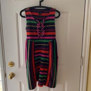 100% cotton Marc by Marc Jacobs dress.